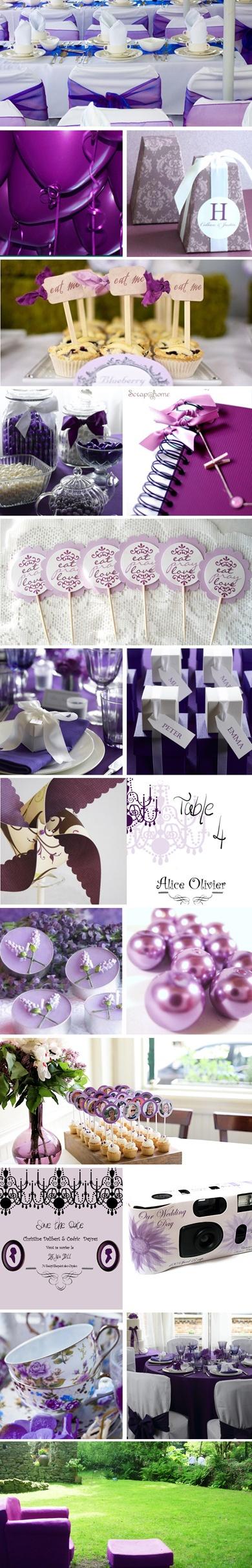 Décoration ultra violet