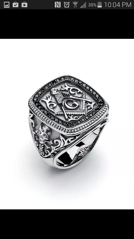 Freemason Ring = Amazing