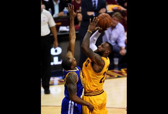 Behind Scorching Play Of LeBron James, Game 3 Of NBA Finals Pushes ABC ... NBA Finals Game 3  #NBAFinalsGame3