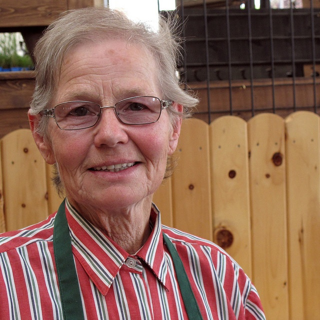 The late Mrs. Helbig, Helbig Farm   Rest in Peace