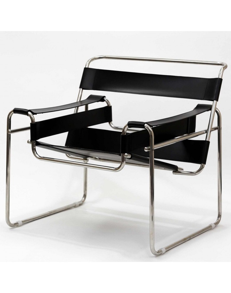 1000 ideas about wassily chair on pinterest mid century for Chaise wassily