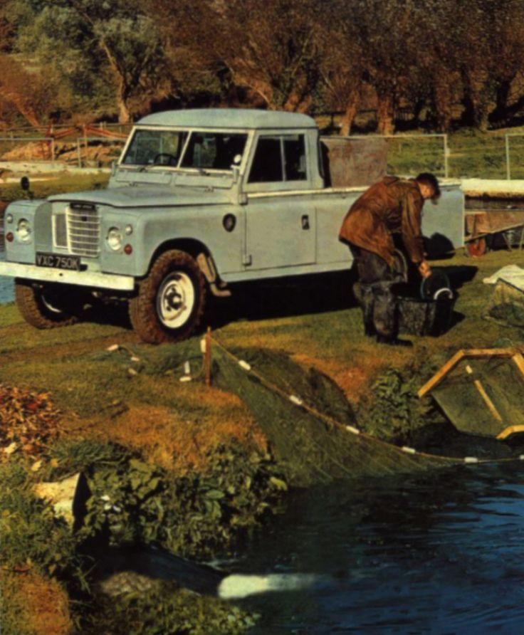 Landrover Defender Land Rover Series 109: 9 Best Vintage Land Rovers Images On Pinterest