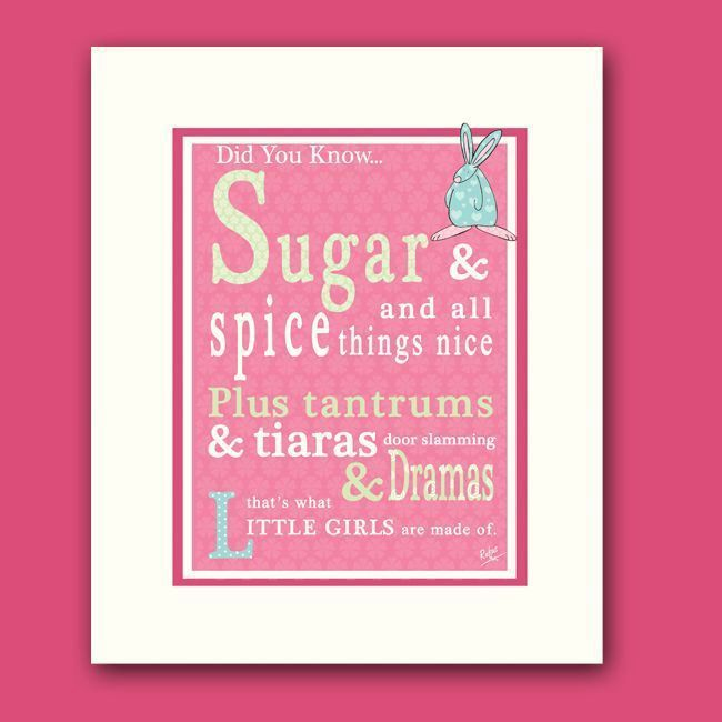 Girl Baby Shower Poems: 1000+ Images About Sugar & Spice Baby Shower On Pinterest