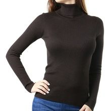 cozy knitted turtleneck sweater top for women alibaba china cheap clothing wholesale  Best Buy follow this link http://shopingayo.space