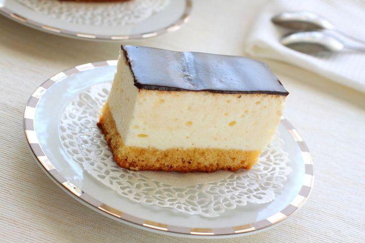 """Рецепт знаменитого торта """"Птичье молоко"""", созданный ..."""