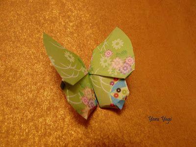 Yara Yagi - Arte em Papel: tutorial