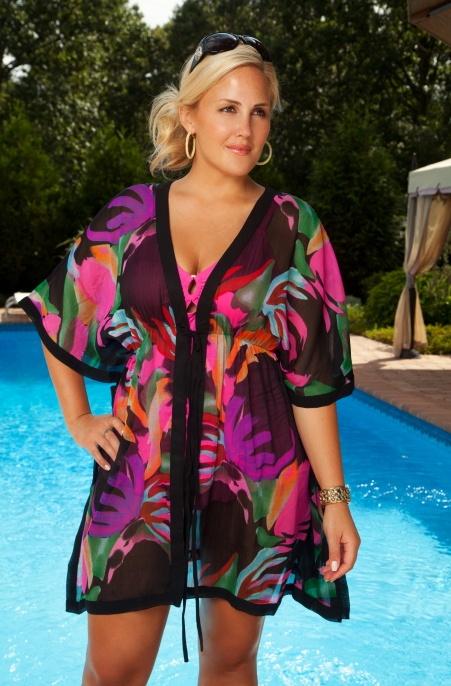Kimono Swimsuit Cover Up