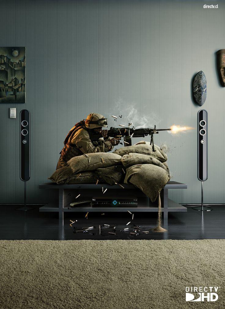 военные картинки в рекламе снимал кошечку кличке
