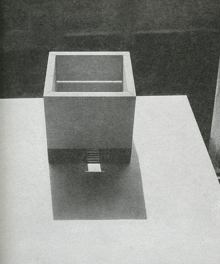 Gian Ugo Polesello, Aldo Rossi, Luca Meda. Casabella 276 1963: 41 | RNDRD