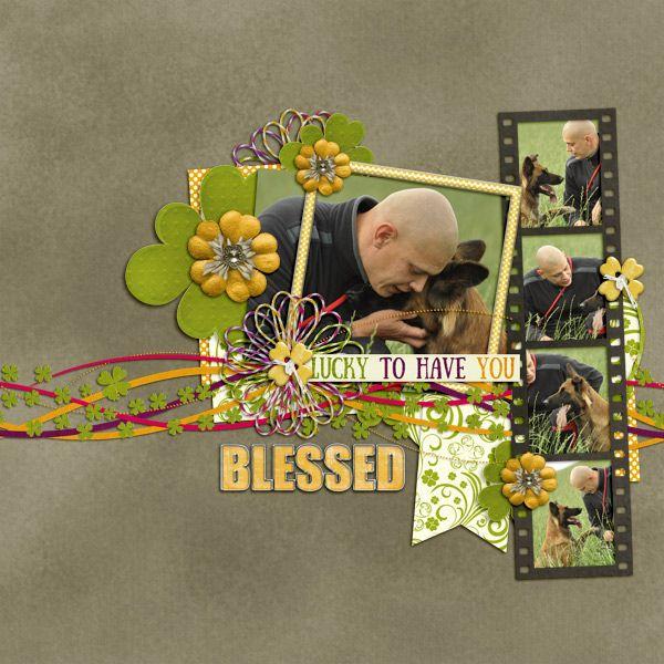 Scrapkit LuckyYou, LuckyMe by SeatroutScraps http://store.gingerscraps.net/Lucky-You-Lucky-Me.html Photos by kpmelly