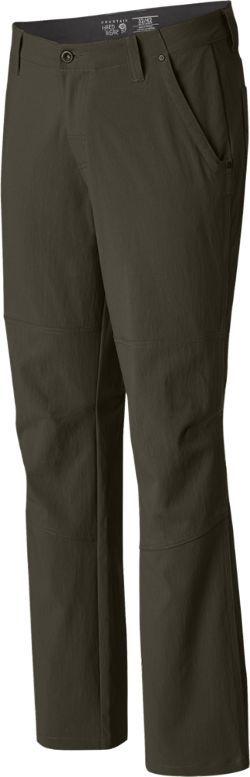 "Mountain Hardwear Men's Piero Utility Pants 30"" Inseam Peatmoss 28"