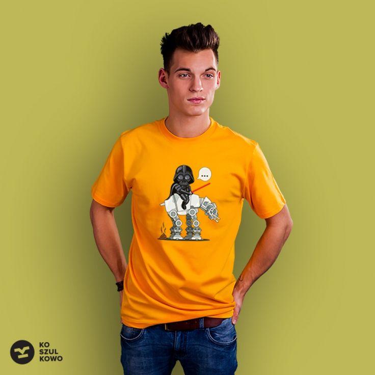 Shit Happens Atee,  t-shirt, Vader, koszulkowo, The Atee