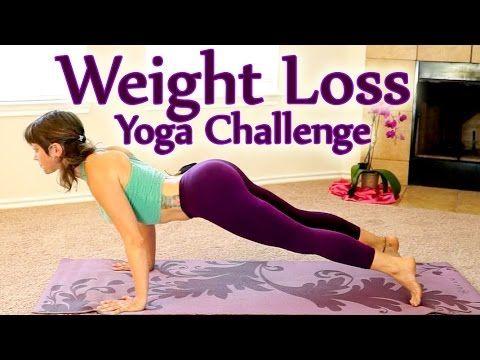 weight loss fat burning yoga