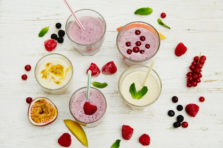 How to make the perfect smoothie - Jamie Oliver   Features