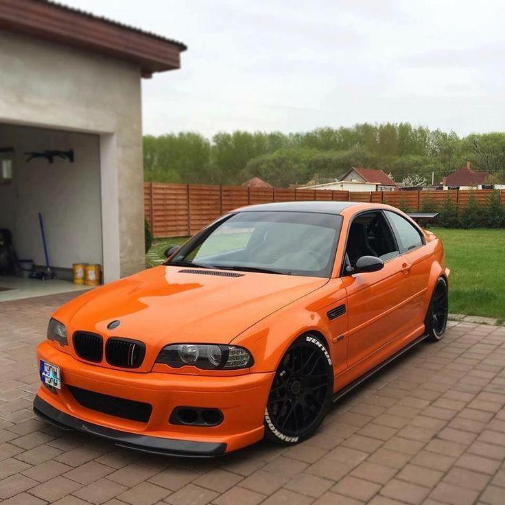 #BMW_E46_M3 #Modified