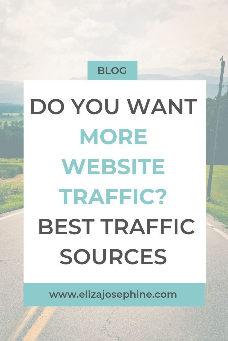 10 Free Ways To Increase Website Traffic Web Design Tips