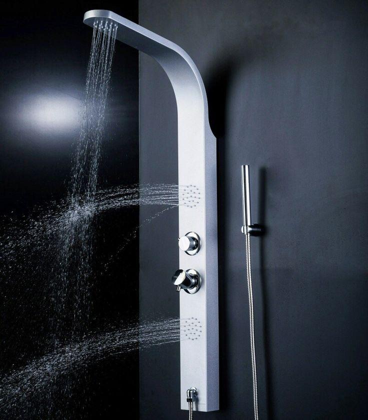 Total Shower  #regaderas #shower #diseño #finiture