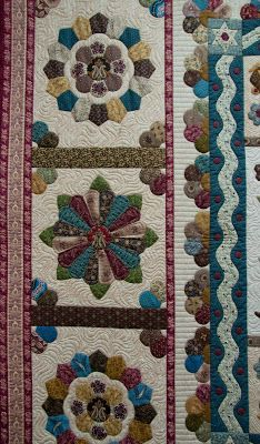 Katrina Hadjimichael's Blog: Jane Austen Quilt Collection
