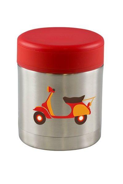 350ml Food Jars Scooter - Products - Cheeki