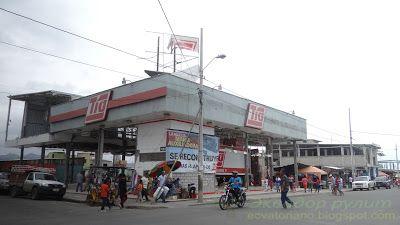 Педерналес Эквадор разрушенный магазин ТИА