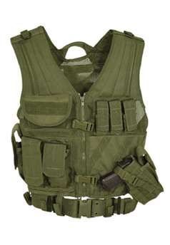 Olive Drab Msp 06 Entry Assault Vest ! Buy Now at gorillasurplus.com