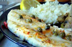 tilapia flounder pics | filet de poisson au four ou Sole aux légumes sautées | Le Blog ...
