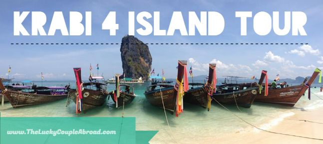 Krabi 4 Island Tour: Highs, Lows, And Many, Many People http://www.theluckycoupleabroad.com/?p=1594