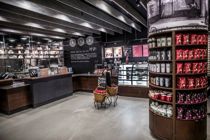 Bilka Shopping Mall, Copenhagen, Denmark  Starbucks Coffee EMEA B.V. (Copyrighted)