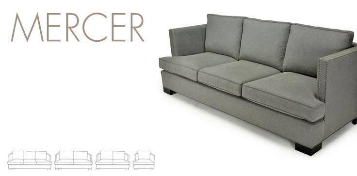 Silva 4 Home Sofas Mercer Sofa