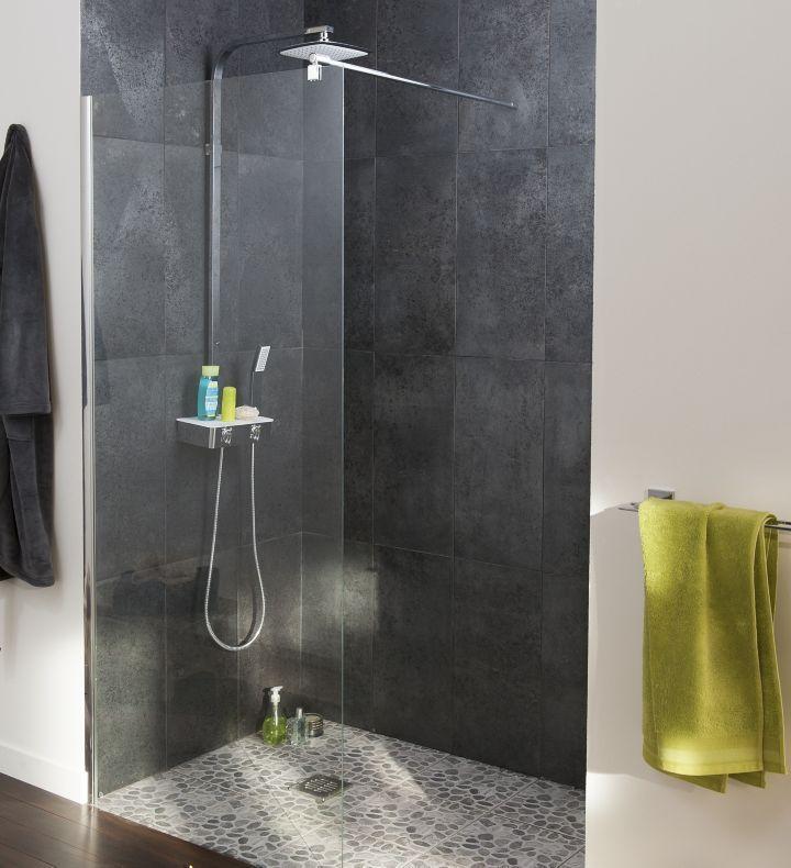 Quelles dimensions pour une douche à l'italienne