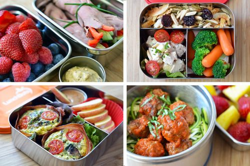 Another Week of Paleo Lunches! (Part 1 of 5) by Michelle Tam http://nomnompaleo.com
