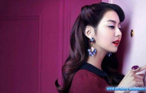 Korean Beauty Girl