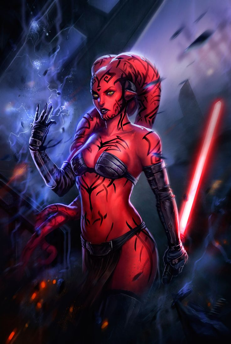 Darth Talon - Twi'lek Sith Lady who served Darth Krayt as one of his two Hands, or enforcers. She also briefly served as Cade Skywalker's Sith Master before Cade renounced the One Sith.