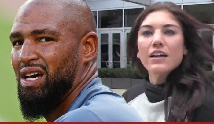 Hope Solo's husband ARRESTED for DUI #TMZHWDSports