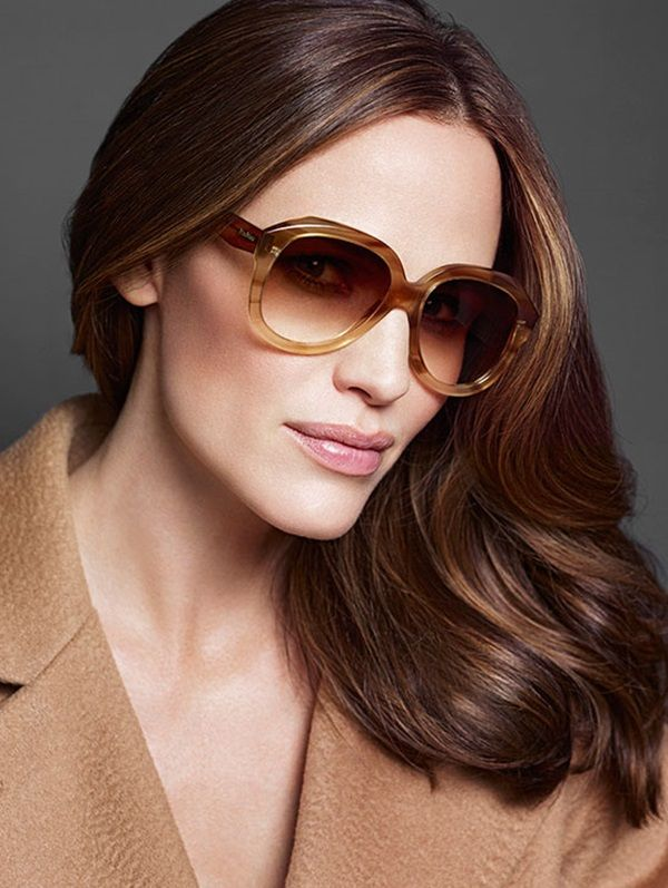 Jennifer Garner for Max Mara Spring Summer 2014 Accessories Campaign | FashionMention