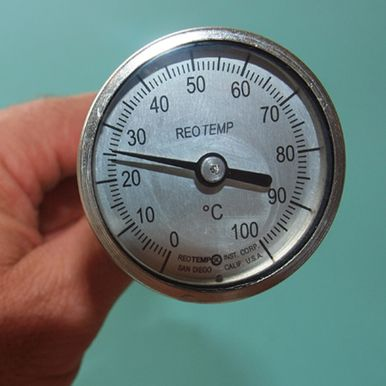 Reotemp Compost Thermometer (Backyard) Price : AU$66.00 (inc GST) AU$60.00 (exc GST)