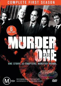 MURDER ONE. Remember this short-lived series from 1995? Starred Daniel Benzali, Stanley Tucci, Jason Gedrick, et al. It was awesome! Who was the pinhead who canceled it??