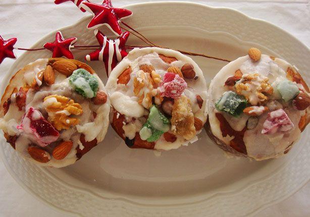 Pan dulce #SinGluten #Navidad