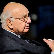 Volcker Rule.  At issue is this: Can a bank buy a series of bonds, for example, and keep some of them on their balance sheet — or to use Mr. Dimon's analogy, on the bank's store shelves — until they can find a customer?    The way the Volcker Rule is currently construed, a bank can't keep any merchandise on its shelves.