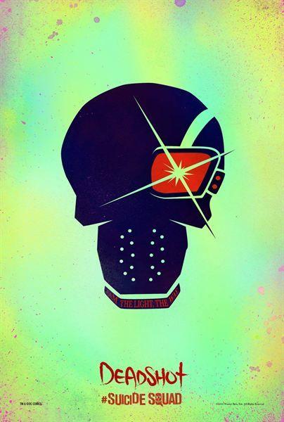 Suicide Squad : les affiches-teasers