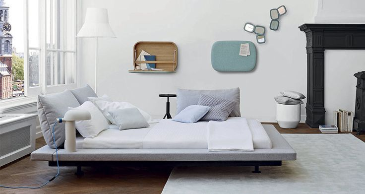 Peter maly bed ligne roset lovely bed perfect mix with for Lago colletto bed