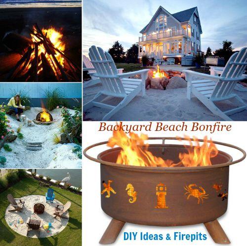 426 Best Outdoor Coastal Beach & Nautical Decor Ideas For