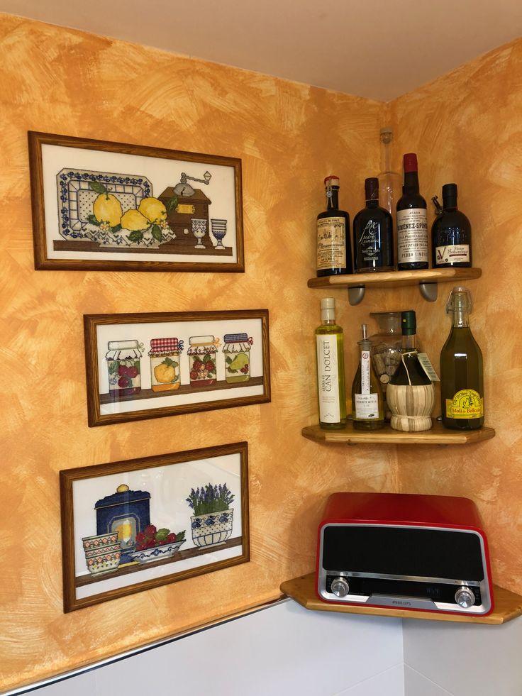 Kitchen's corner. Barcelona. Pep's Home.