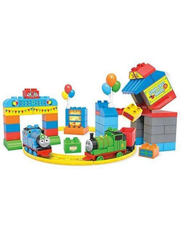 Mega Bloks День рождения Томаса