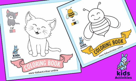 Best 21 Coloring Page Of Animals For Kids Animal Color Pages Printable Coloring Pages Of Animals Prin Animals For Kids Animal Coloring Books Coloring Pages