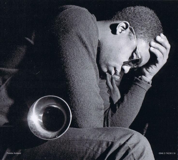 The late Freddie Hubbard jazz trumpeter!
