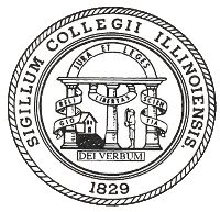 1829, Illinois College (Jacksonville, Illinois) #Jacksonville (L15306)