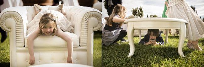 ALMA PROJECT @ Castello di Vincigliata - Chesterfield white sofas set - photo By David Bastianoni - Fly Away Bride