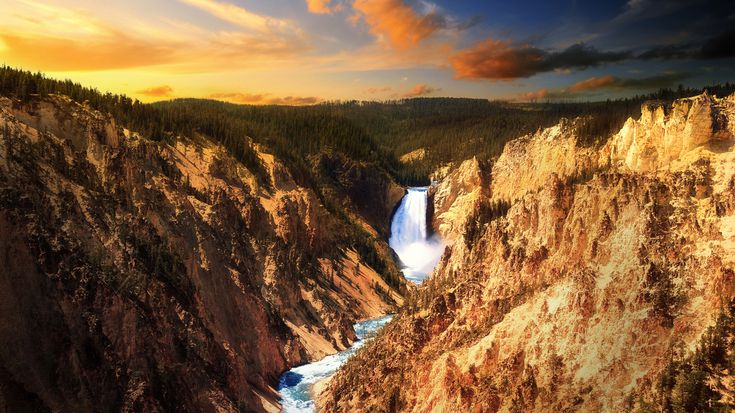 Waterfalls HD Wallpaper | 999HDWallpaper
