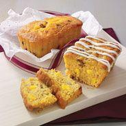 pineapple banana hummingbird mini loaves   Dessert   Recipes   Dole Packaged Foods